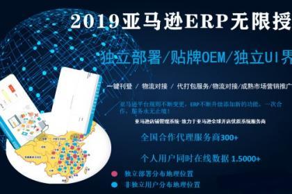 深圳亚马逊ERP定制