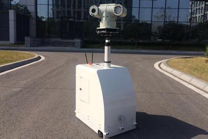 机器人的技术开发与销售