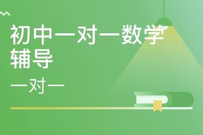 深圳福田初中数学培训班