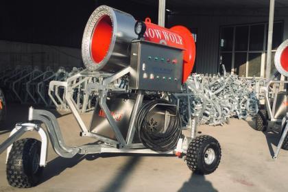 北京造雪机
