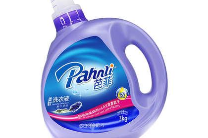 广州蓝月亮洗衣液厂家