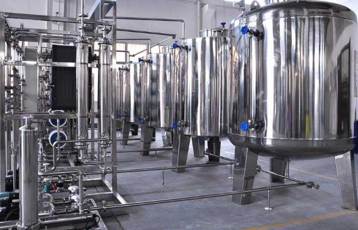 """如何识别纯化水设备中膜的质量?可分""""三步走"""""""