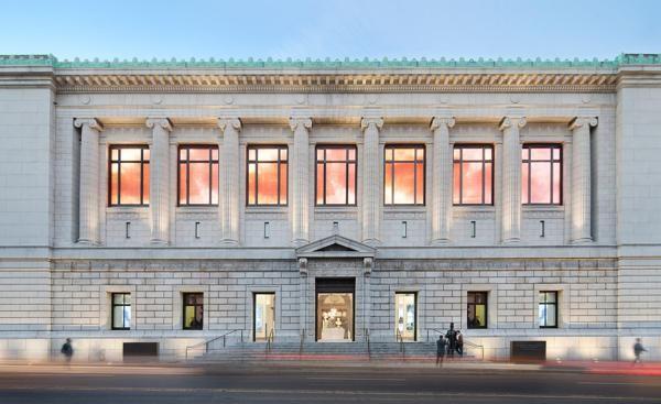 纽约历史学会博物馆记录疫情:从儿童画到街头摄影