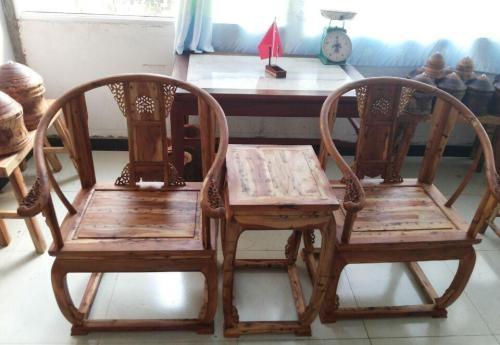 为什么很少有枣木家具?