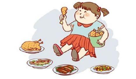 预防儿童肥胖不要拿食物当奖赏