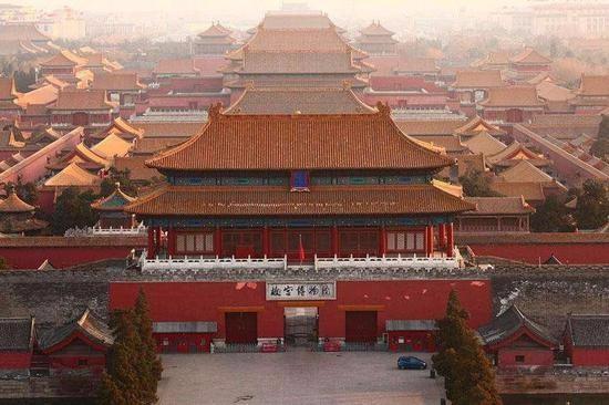 故宫博物院2020春节开放通知:除夕全天闭馆