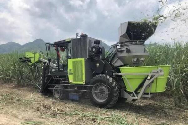 农机企业巨头,进军国内甘蔗收获机行业