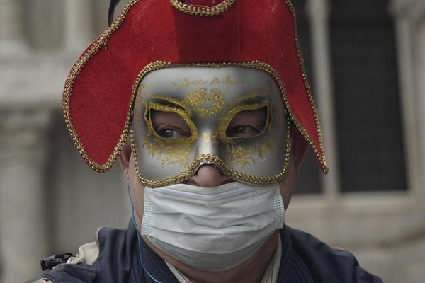 威尼斯叫停狂欢节庆典,经济势遭重创