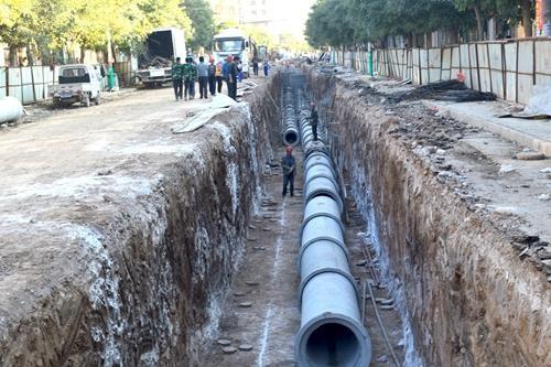 雨水管施工、污水管道施工方案