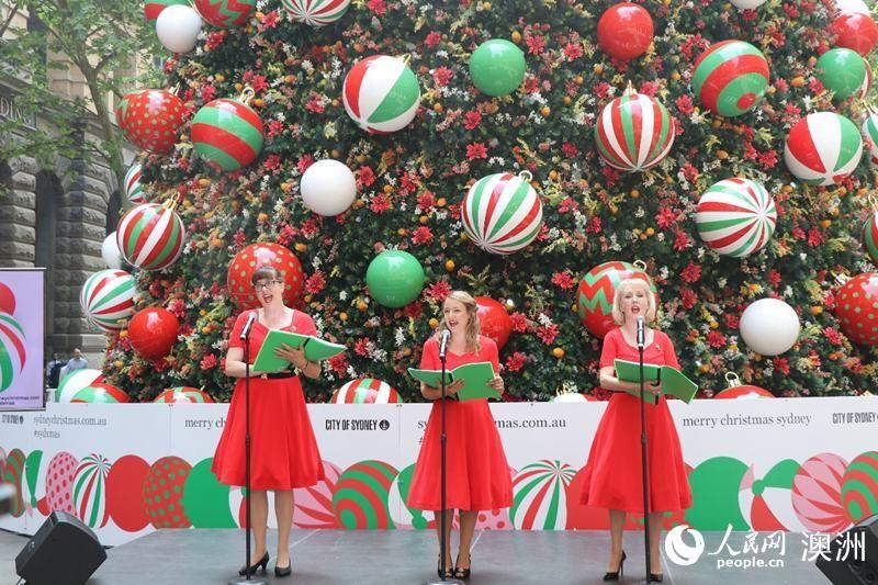 悉尼圣诞庆典节目阵容公布 为南半球圣诞节预热