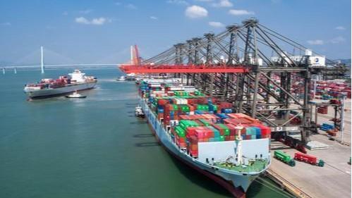 福建深化国际港口合作 构建国际港航物流服务生态圈
