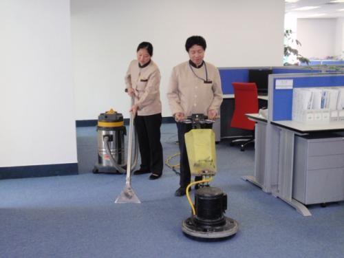 为何要深层清洁及消毒办公室