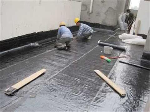地下室建筑面浇完之后漏水怎么修?