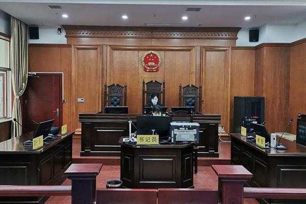 法院强化为民意识 提升审判执行工作的水平