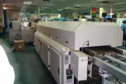 深圳回收贴片机