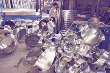 重庆手术室净化风管
