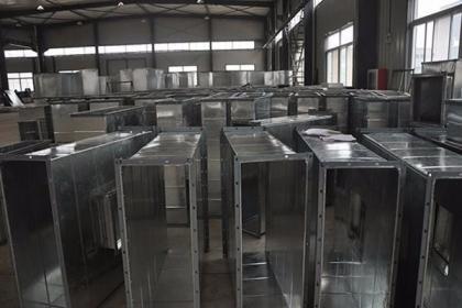 重庆工业厂房通风管道