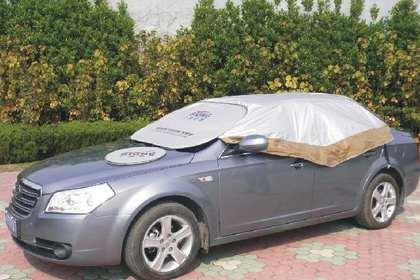 上海汽车太阳伞