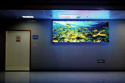武汉室内全彩显示屏安装