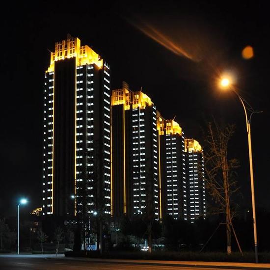 石家庄夜景照明工程
