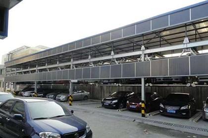 上海回收立体车库回收
