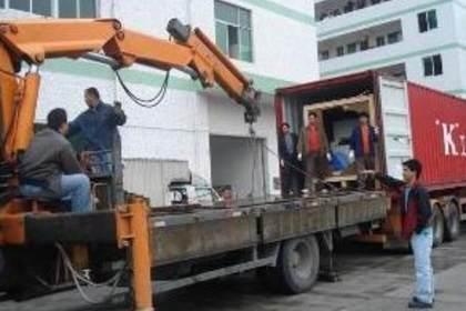 上海专业厂房搬家,您身边安全的起重专家