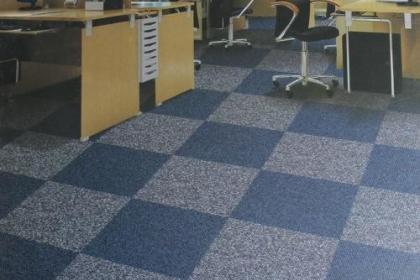 武汉PVC编织地毯