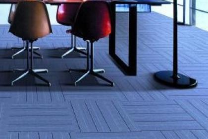 武汉拼块地毯铺装