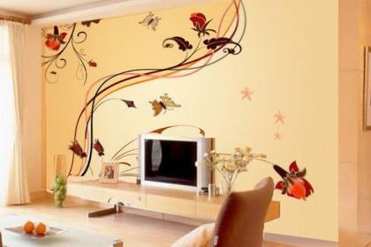 深圳墙体彩绘