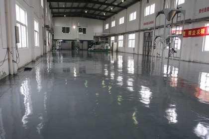 苏州环氧树脂地板