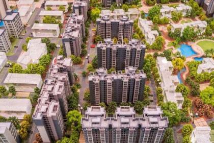 贵阳城市规划模型制作