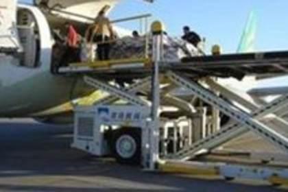 国内航空货物运输,机场货运