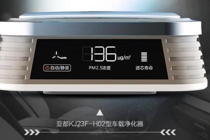天津太阳能车载净化器