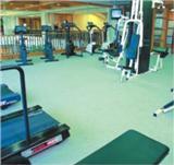 健身房/运动场/健身房弹性地坪漆 166元/平方米