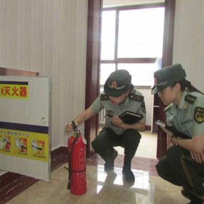 萧山消防验收