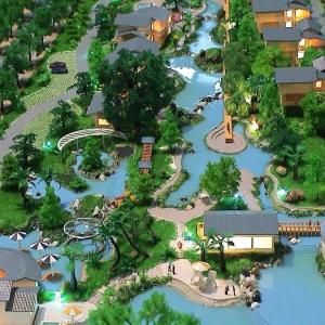 兰州房地产模型设计