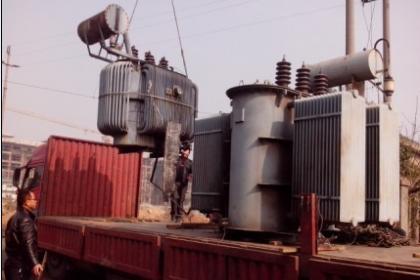 上海发电机组设备回收