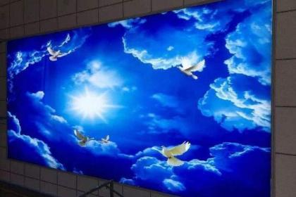 贵阳云岩UV软膜灯箱生产