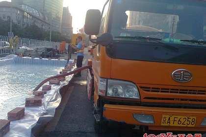 北京水源应急用水提供送水 全城区服务