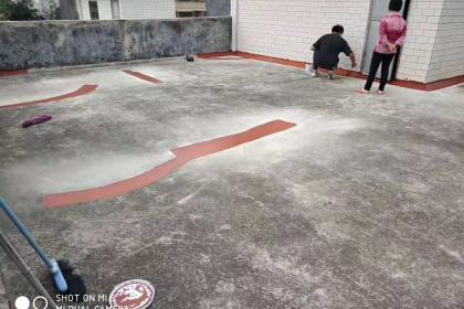 广州楼房防水补漏