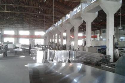 青岛钣金焊接加工