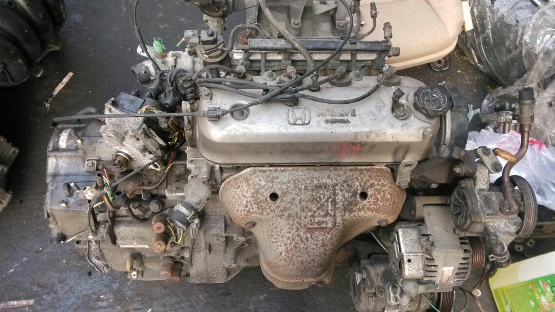 供应丰田,本田,日产,三菱系列原装发动机总成拆车件