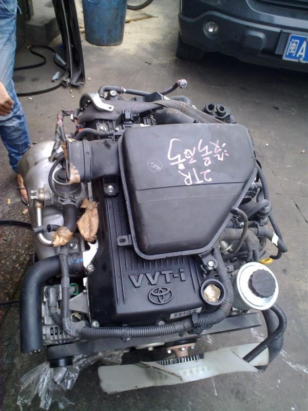 丰田霸道2tr发动机机盖座椅发电机主气囊拆车件