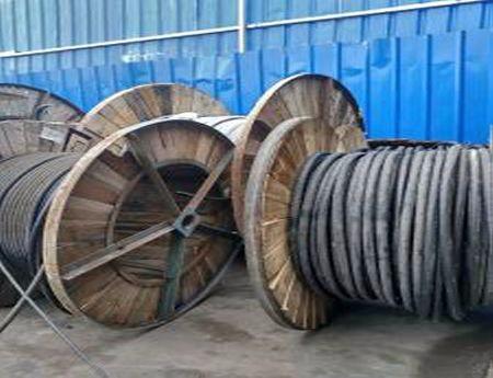 西安回收通信电缆