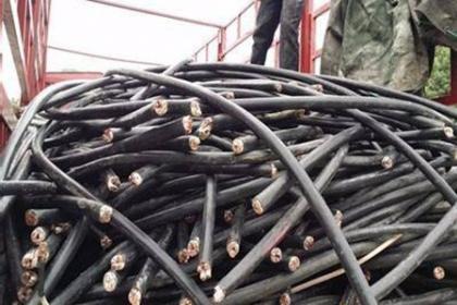 西安动力电缆回收