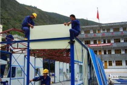 深圳活动板房拆迁