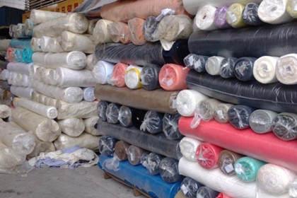 绍兴高价回收处理布