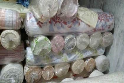 绍兴高价回收库存布
