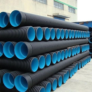 PVC双壁波纹管.PVC排水管.缠绕管