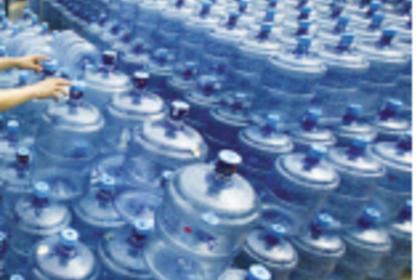 桶装纯净水矿泉水